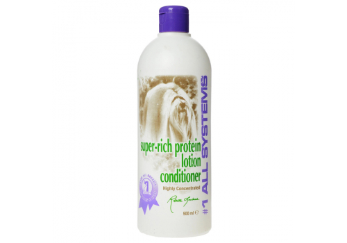 Кондиционер 1 All Systems Super rich Protein для собак и кошек, 500мл