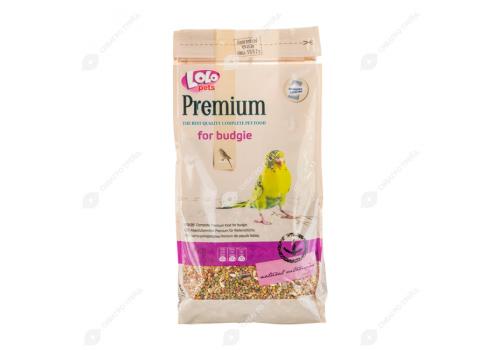 Корм для волнистых попугаев , Премиум 1кг