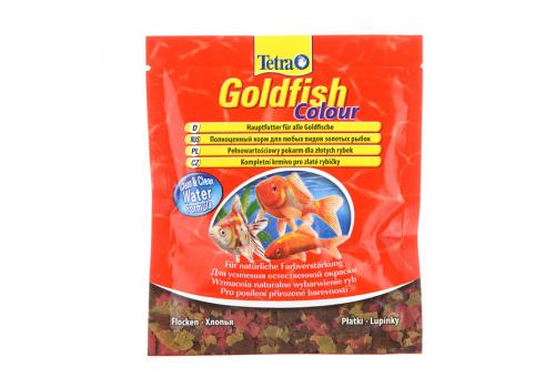 Корм Tetra Goldfish Colour, 12г (пакетик)