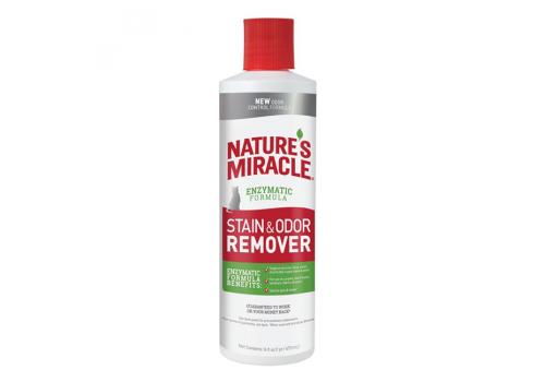 Спрей NM JFC S&O Remover Уничтожитель пятен и запахов от кошек,  473мл