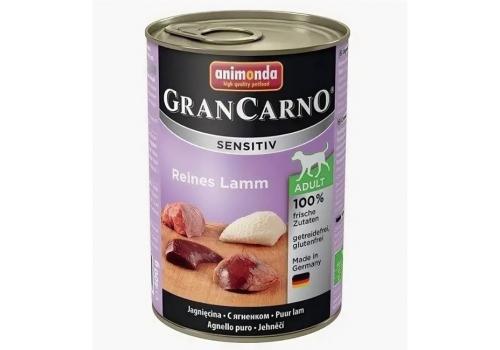 Консервы Animonda Gran Carno Sensitiv для собак, с ягненком 400г