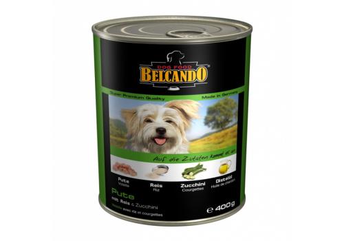 Консервы Belcando Quality Meat для собак, с мясом и овощами, 400г