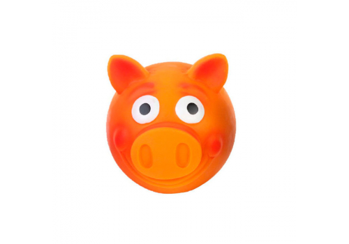 Игрушка Lilli Pet Happy pig для собак, 8,5см