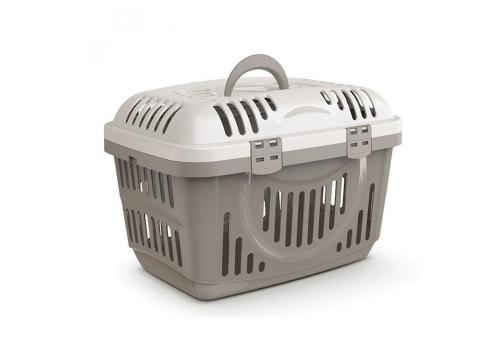 Переноска Lilli Pet Carry on V для кошек и мелких собак, 49х33х33см