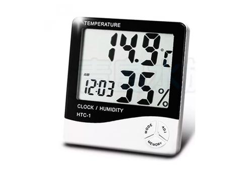 Термометр-гигрометр электронный Nomoy Pet, 95х20х100мм.