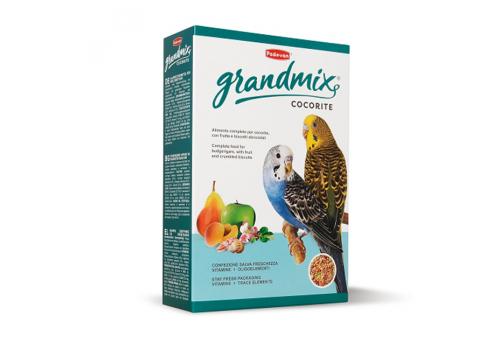 Корм для волнистых попугаев Padovan Grandmix cocorite, 400г