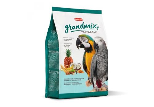 Корм для крупных попугаев Padovan Grandmix pappagalli, 2кг