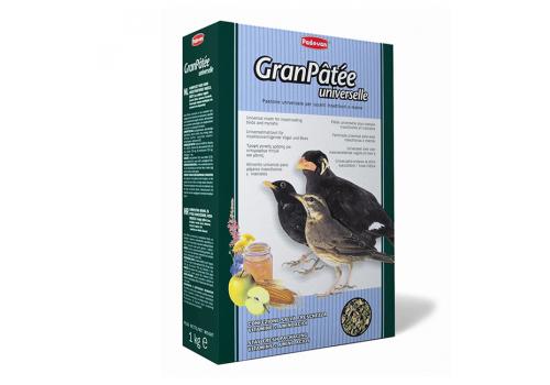 Корм для для насекомоядных птиц Padovan Granpatee universelle универсальный, 1кг