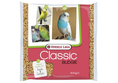 Корм для волнистых попугаев Versele-Laga Classic Budgie, 500 гр