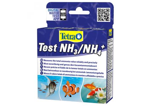 Тест Tetra Test NH3/NH4