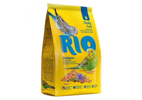 Корм РИО для волнистых попугайчиков основной, 500г