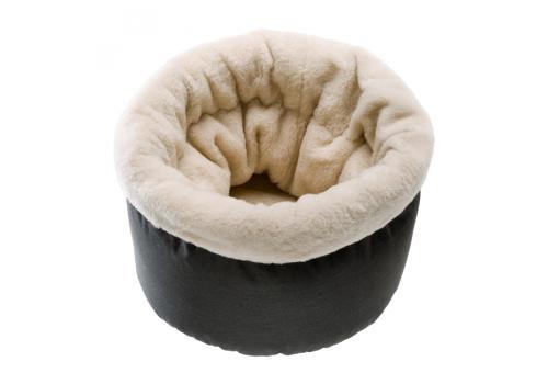 Корзина-лежак мягкая Ferplast Pouf, для кошек