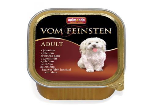 Консервы Animonda Vom Feinsten Adult для собак, с олениной 150г