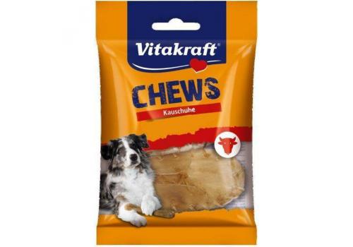 Жевательные кости Vitakraft Chews для собак Жевательный ботинок 13см 2шт/уп