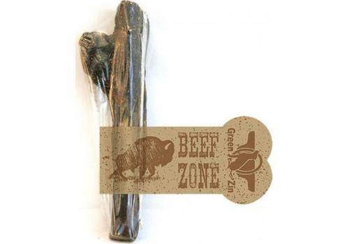 """Лакомство GreenQZin """"Beef Zone"""", cушеный говяжий пенис (средний) для собак 10г"""