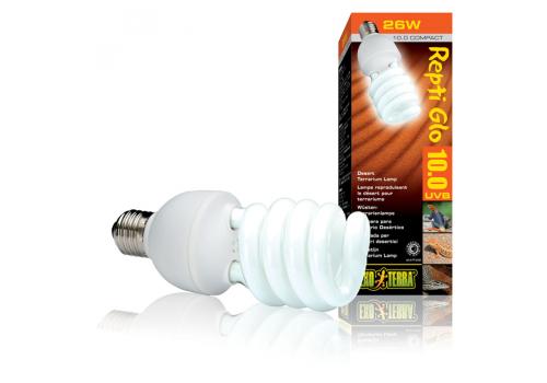 Лампа Hagen Repti Glo Compact 10.0, 26Вт