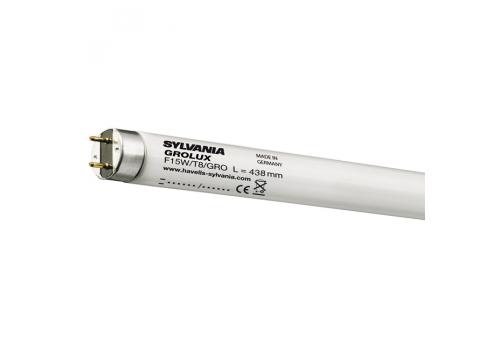 Лампа Sylvania Grolux T8, 15Вт 438мм