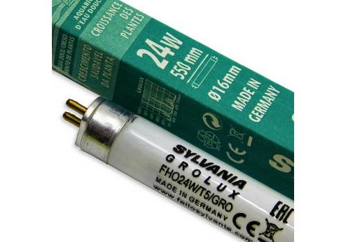 Лампа Sylvania Grolux T5, 24Вт 549мм