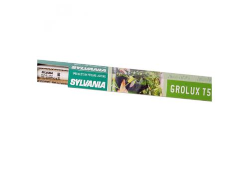 Лампа Sylvania Grolux T5, 39Вт 849мм