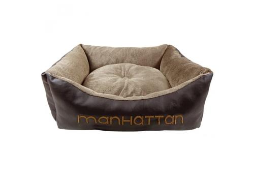 Лежак Fauna Int. Manhatten M, для собак, 60х50см