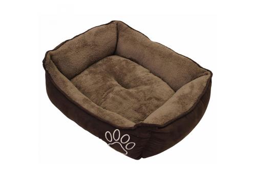 Лежак Nobby Mero, для собак, коричневый