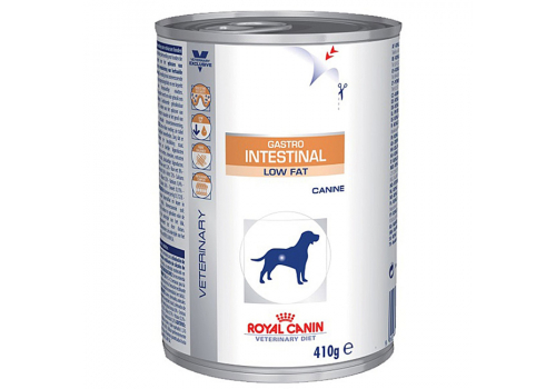 Диета Royal Canin Gastro Intestinal Canine Лоу Фэт для собак при нарушении пищеварения 410г