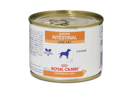 Диета Royal Canin Gastro Intestinal Canine Лоу Фэт для собак при нарушении пищеварения 200г