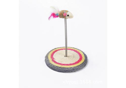 Игрушка для кошек Lilli Pet Sisat flying fish 19х22см