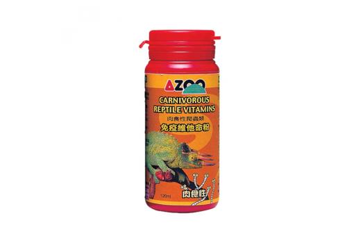 Витамины AZOO для плотоядных рептилий, 120мл